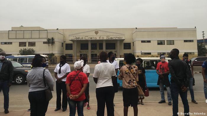 Angola Universal do Reino de Deus - IURD, Kirche