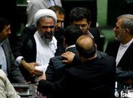 مجلس شورای  اسلامی صحنه تنش و درگیری گهگاه میان نمایندگان