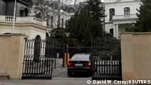 Tschechische Republik | Explosion | Russische Botschaft in Prag