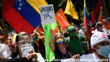 Venezuela Coronavirus | Proteste