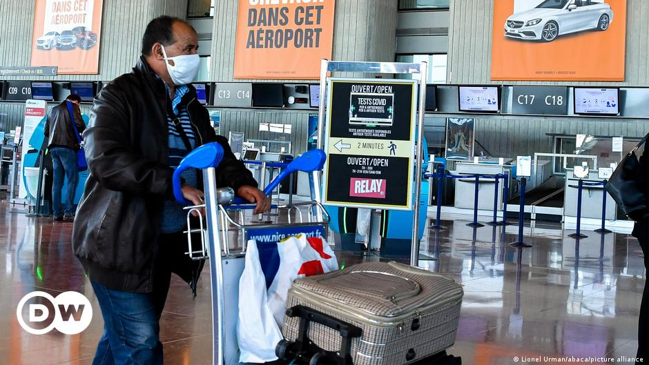 France imposes quarantine on arrivals from 4 countries