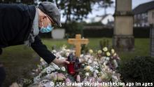 Symbolbild Trauer Covid-19-Tote Deutschland