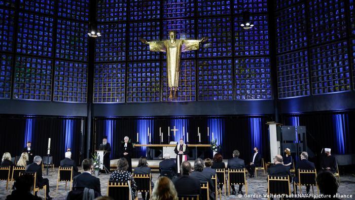 Екуменічне богослужіння у меморіальній церкві імені кайзера Вільгельма