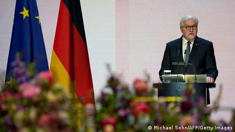 Preşedintele federal, Frank-Walter Steinmeier
