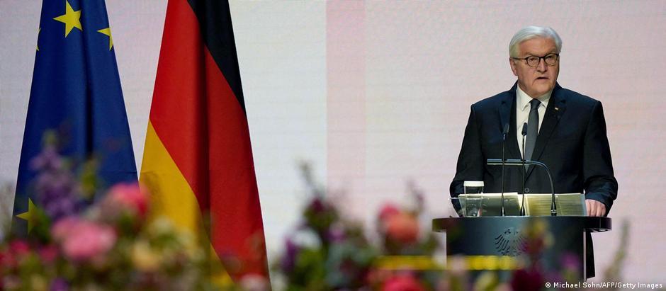 فرانک والتر اشتاین مایر، رئیس جمهوری آلمان