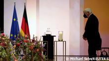 Berlin Konzerthaus am Gendarmenmarkt | Rede Steinmeier | Gedenkfeier Covid-Opfer