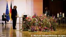 Berlin Konzerthaus am Gendarmenmarkt | Gedenkfeier Covid-Opfer | Merkel