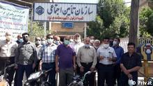 بازنشستگان و مستمری بگیران تامین اجتماعی بار دیگر در دهها شهر در برابر ادارت این سازمان جمع شدند