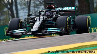 Formel 1 | Grand Prix Emilia Romagna | Hamilton