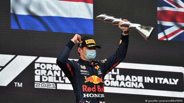 Formel 1 | Grand Prix Emilia Romagna | Verstappen