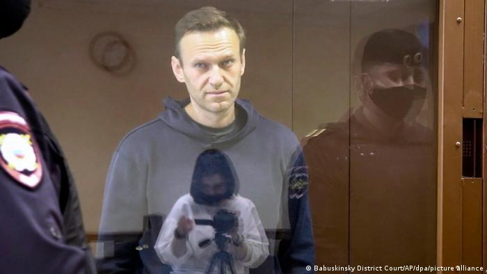 Russland | Oppositionsführer Alexei Anatoljewitsch Nawalny