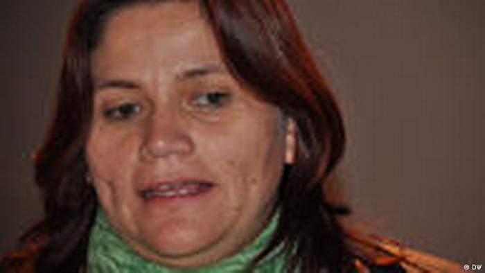 Europäisches Parlament Claudia Julieta Duque (DW)