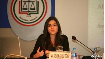 Avukat Selmin Cansu Demir
