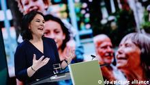 Deutschland Kanzlerkandidat der GRÜNEN