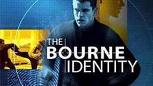 Matt Damon in dem Film The bourne identity, http://www.thebourneidentity.com