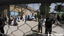 Afghanistan Gefangene aus dem Herat-Gefängnis entlassen