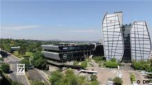 DW The 77 Percent Magazin SA Green Cities