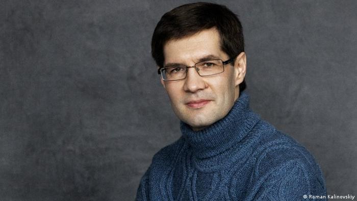 Белорусский юрист Сергей Зикрацкий