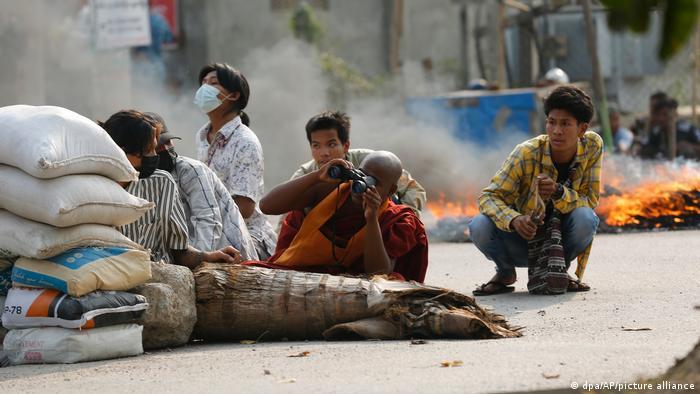 Myanmar Nach dem Militärputsch