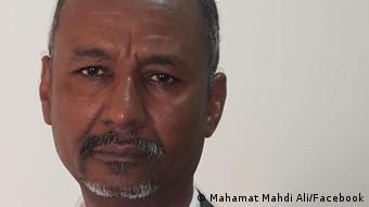 Mahamat Mahdi Ali, le leader du groupe rebelle du FACT