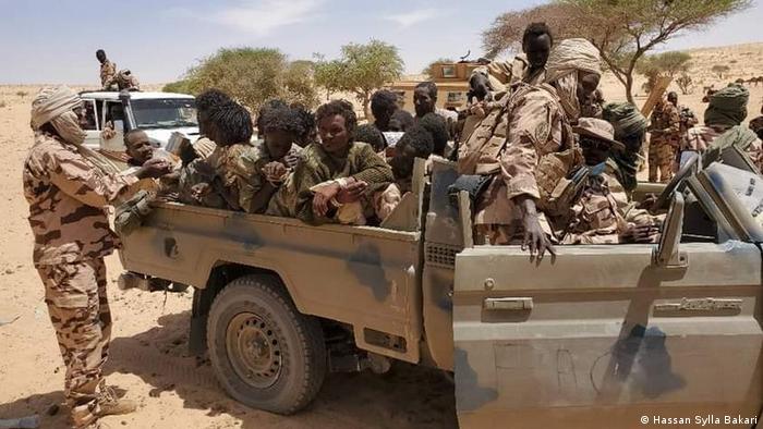 Tschad Rebellen