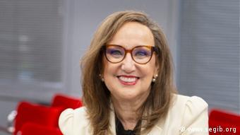 Rebeca Gryspan, secretaria general de la Secretaria General Iberoamericana