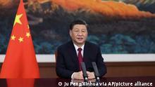 China Boao Forum Xi Jinping