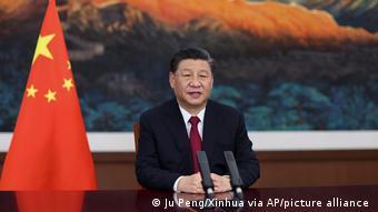 Çin Devlet Başkanı Şi Jinping