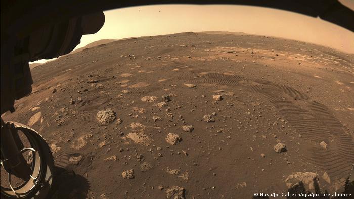 Mars-Mission der NASA |Perseverance