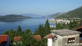 Neum Bosnien Herzegowina Badeort Adria