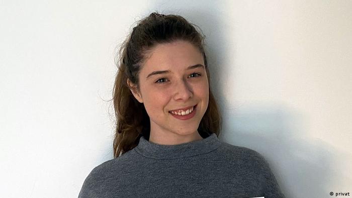 Carla Diez von den Jusos