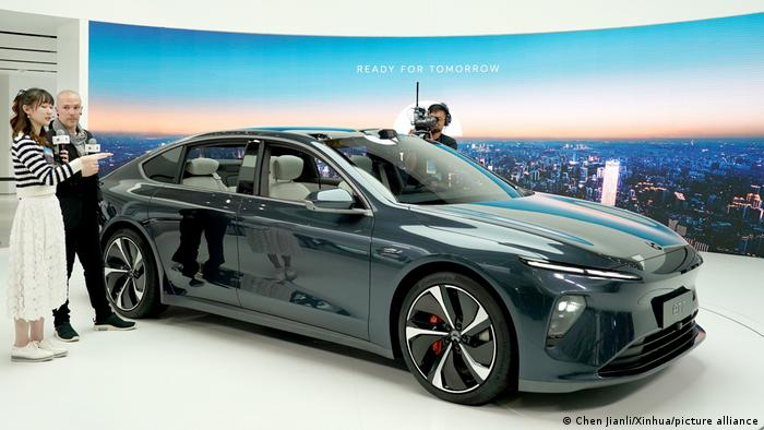 China Auto Shanghai 2021 | NIO eT7