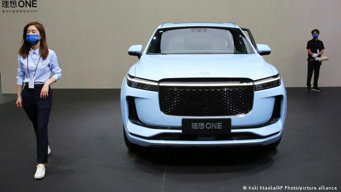China Auto Shanghai 2021 | Li Xiang One