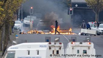 Ταραχές στο Μπέλφαστ