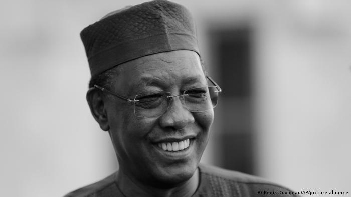 Porträt Idriss Deby