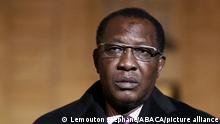 Çad Cumhurbaşkanı İdriss Debi Itno