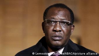 Todesfall Präsident des Tschad Idriss Deby gestorben