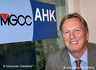 Alexander Stedtfeld, the executive director of the Malaysian-German Chamber of Commerce and Industry