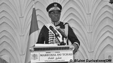 Tschad N'Djamena 2020 | Präsident Idriss Deby Itno