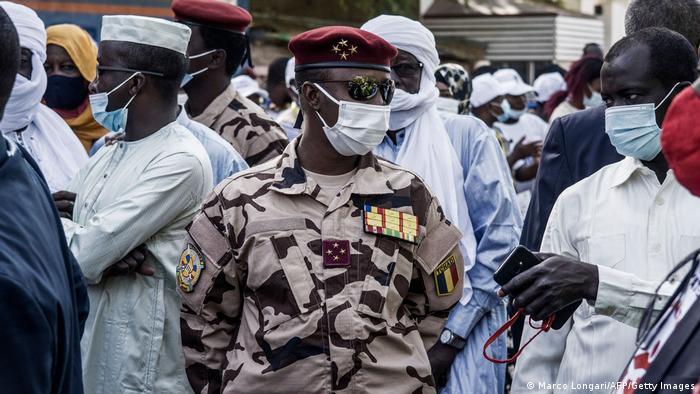 Mahamat Idriss Déby Itno ne fait pas l'unanimité parmi ses concitoyens