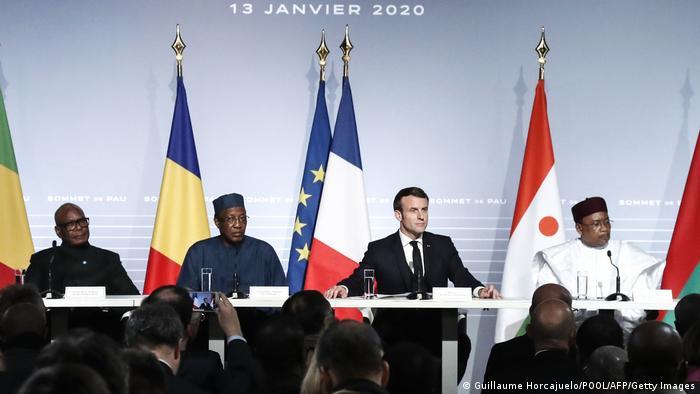 G5 Sahel summit