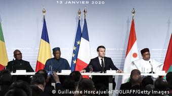 La France veut changer de cadre et de stratégie dans la lutte contre le terrorisme.