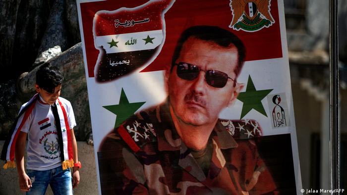 Foto ilustrasi Pemilu Suriah