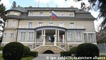 The Russian Embassy in Prague