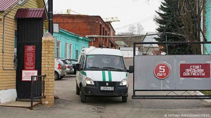 Russland Straflager Nawalny-Ärzte verlangen Zutritt