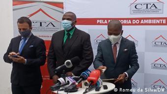 Treffen des Bundesverbandes der Wirtschaftsverbände Mosambiks