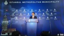 Türkei Ekrem İmamoglu Bürgermeister von Istanbul