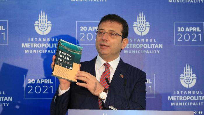Gradonačelnik Istanbula Imamoglu želi spriječiti gradnju kanala