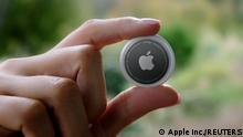 Apple enthüllt AirTag in Cupertino