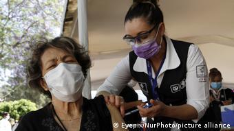 Вакцинация в Мексике